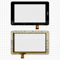 Touch Screen TPC1219 Ver:1.0, TPC0533 Ver:1.0, (Black)